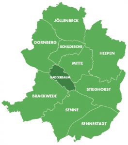 Bezirke-Gadderbaum