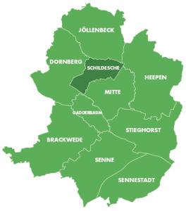 Bezirke-Schildesche