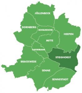 Bezirke-Stieghorst