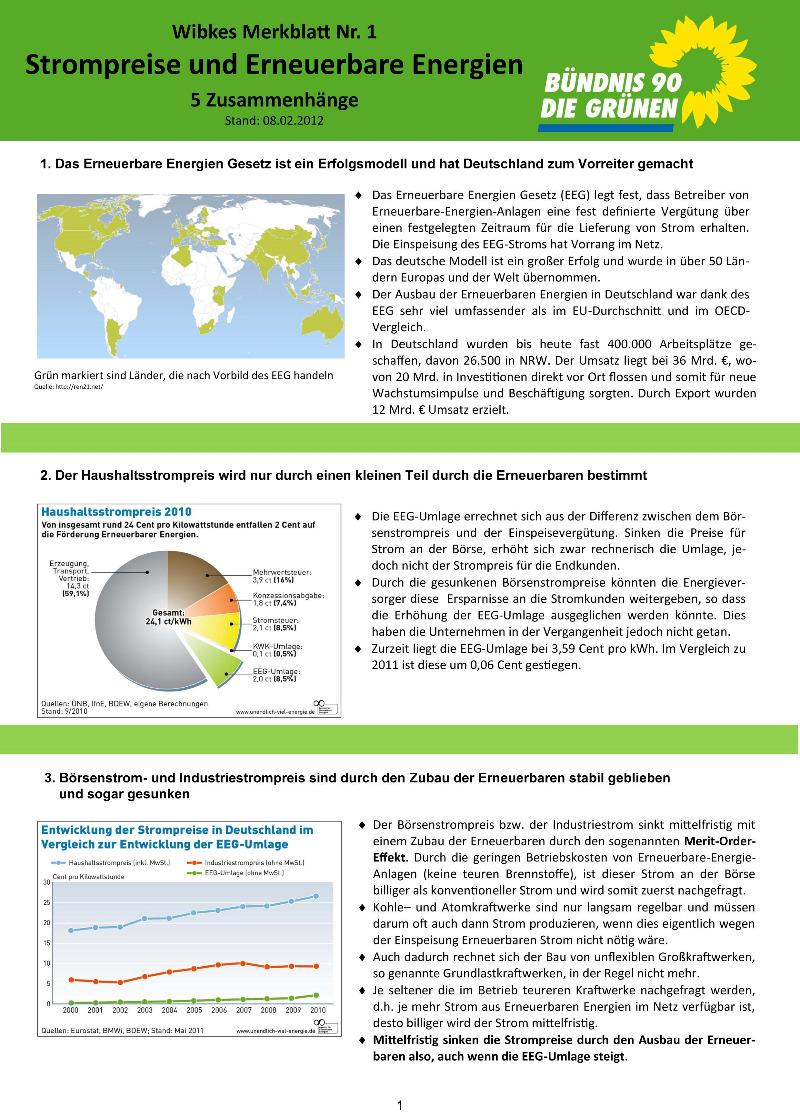 2012 02 Strompreise und EE-1