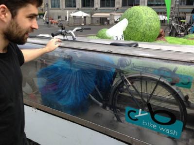 fahrradwasch