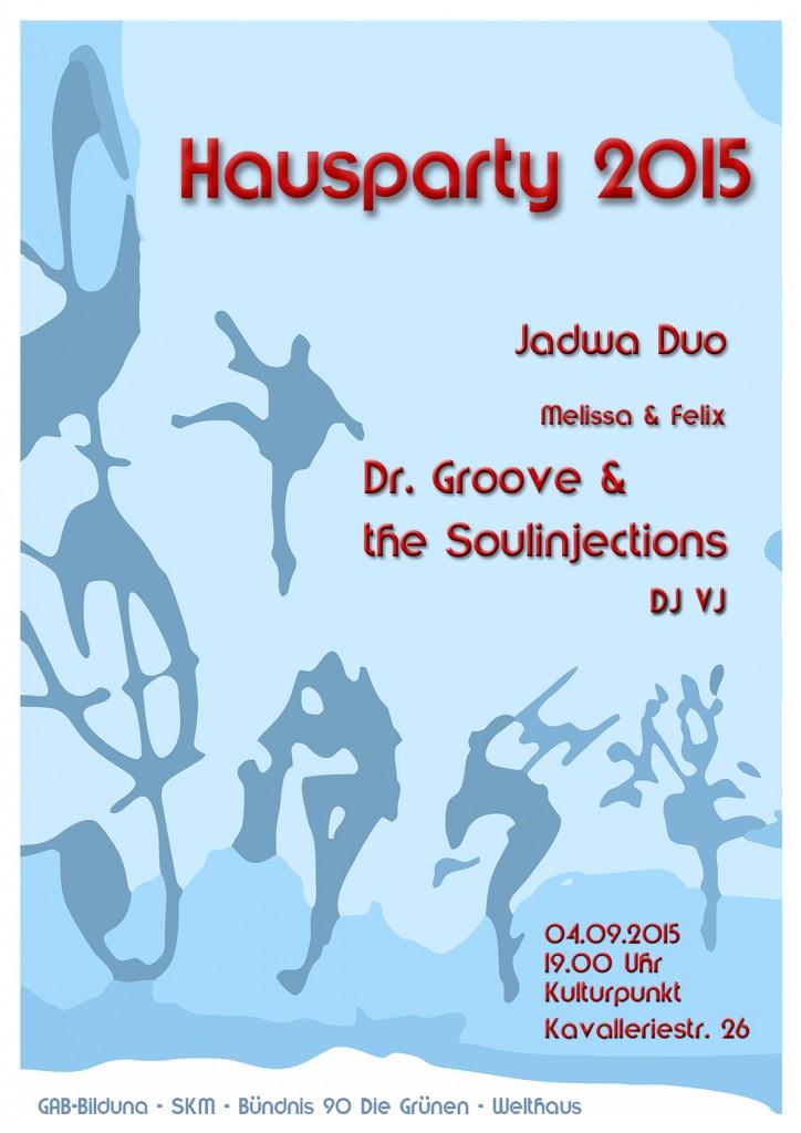 Hausparty 2015