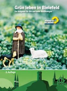 Titelblatt Nachhaltigkeitsbroschüre