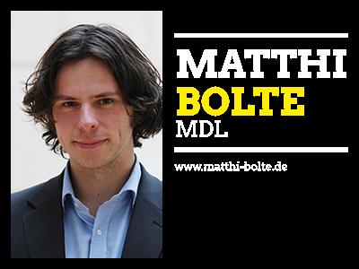 MdL Matthi Bolte
