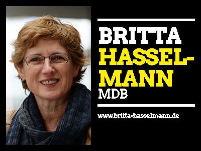 MdL Britta Haßelmann